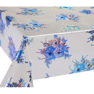 3D Laser Coating Tablecloth Macys